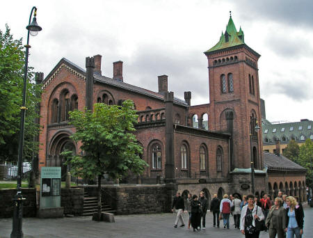 Oslo Cathedral (Domkirke)