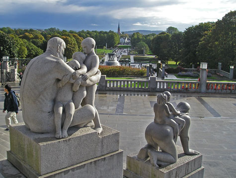 Tourist Attractions in Oslo Norway