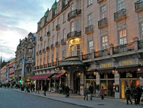 Hotel Accommodation in Oslo Norway